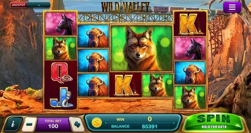 Wild Valley Epicwin