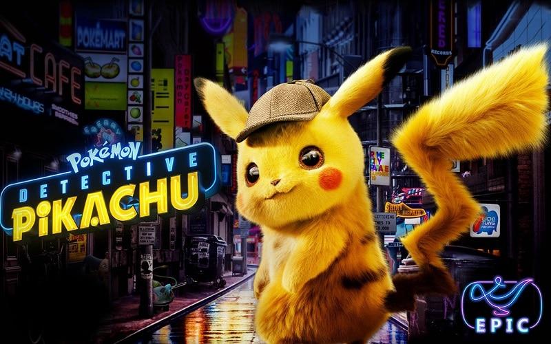 Pokemon Pikachu Mini game ใน Epicwin