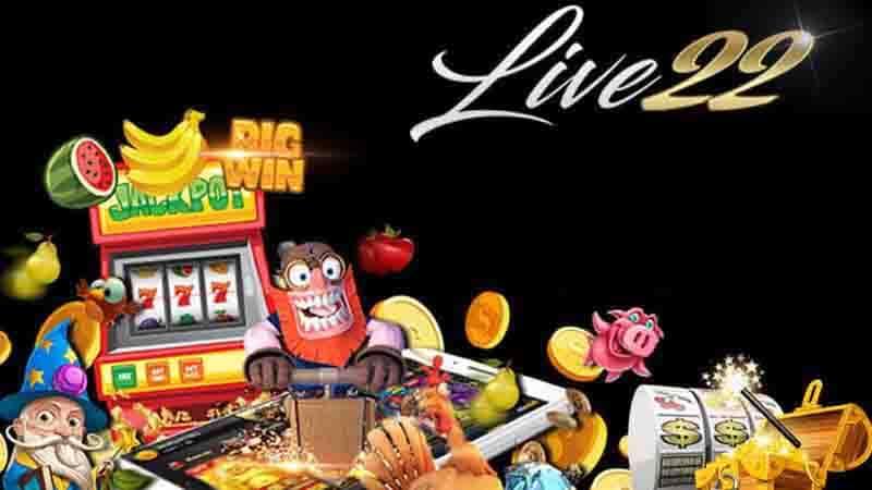 เกมสล็อตออนไลน์ live22